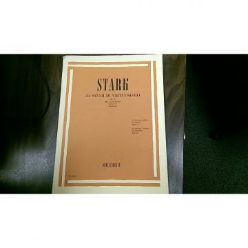 Custom Stark 24 Virtousity Studies Clarinet. Book 2