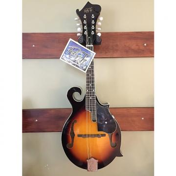 "Custom NEW MORGAN MONROE ROCKY TOP RT-FM1  ""F"" STYLE MANDOLIN w/ FREE GIG BAG"