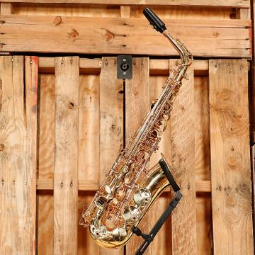 Custom Buffet Crampon Student Alto Saxophone Outfit *Rental Inventory Closeout* 2010's Brass Lacquer