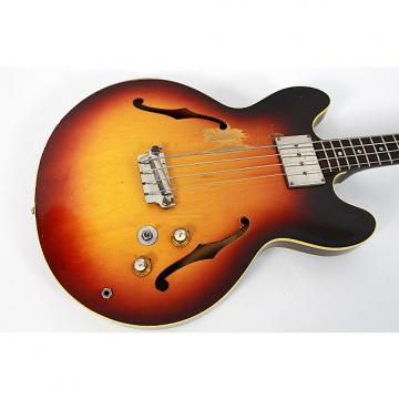 Custom 1964 Gibson EB-2 vintage bass with OHSC