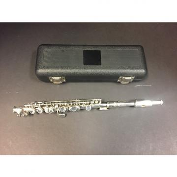 Custom Selmer PC 310 Piccolo 2010? Silver, Black polymer
