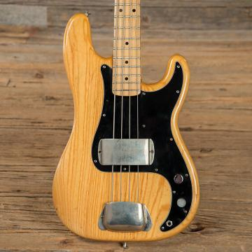 Custom Fender Precision Bass MN Natural 1978 (s649)