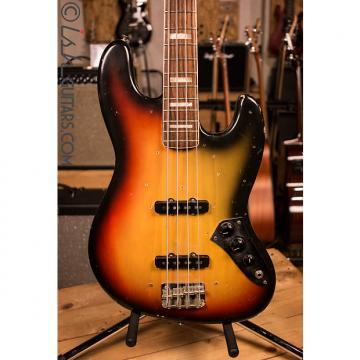 Custom Fender Jazz Bass 1971 Sunburst Original w/ Case