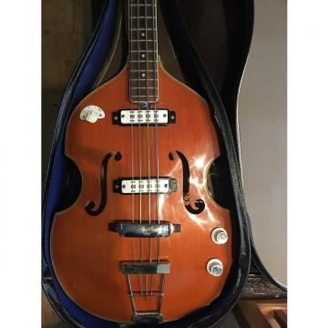 Custom Eko Violin Bass 1964 (lefty Conversion)