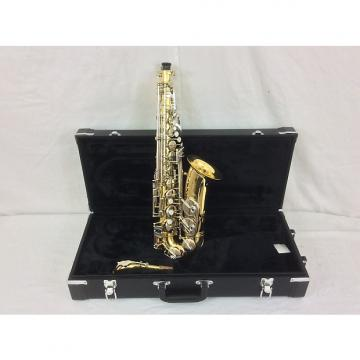 Custom Jupiter JAS-769 Alto Saxophone With Case
