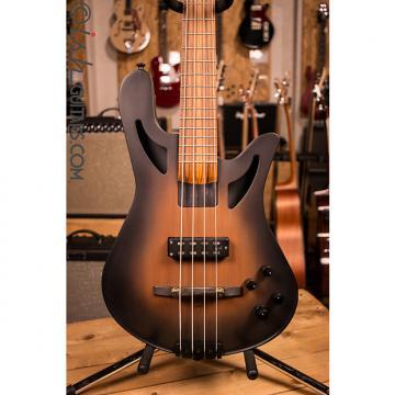 Custom NAMM Spector CTB Hollow Body Bass Guitar