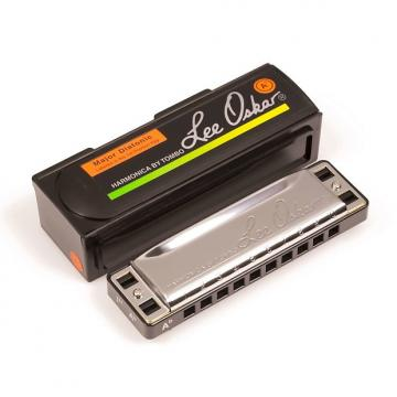 Custom Genuine New Lee Oskar 1910 Major Diatonic Harmonica or Harp. Key of A Flat