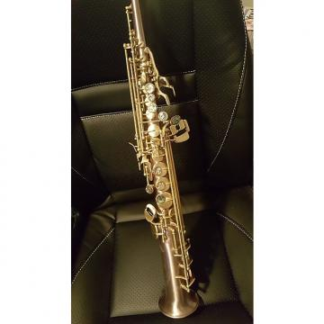 "Custom L.A. Sax Big Lip ""Satin Doll"" soprano sax"