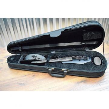 Custom NS Design NXT 4 String Electric Violin Satin Black Finish & Case #4646