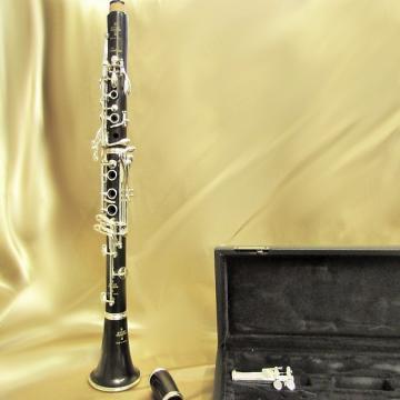 Custom Buffet Crampon Tradtion Bb Clarinet Grenadilla Wood Nickel Keys