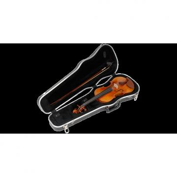 "Custom SKB SKB244 4/4 Violin / 14"" Viola Deluxe Case New never used"