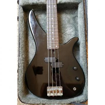 Custom Yamaha RBX260 4-String Bass Guitar Black