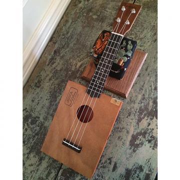 Custom Taconic Cigar Box Guitar Soprano Ukulele - Avo Uvezian XO