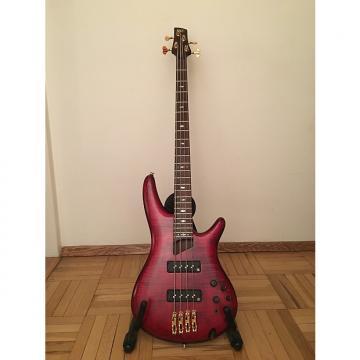 Custom Ibanez SR1400E DRF SR Series Premium 4-String Bass 2015 Deep Rose