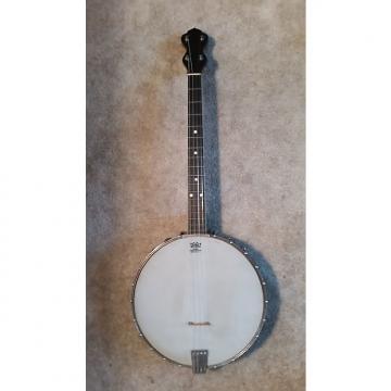 Custom Lyon and Healy American Conservatory  Washburn Style E Tenor Banjo 1923-1925 Mahogany