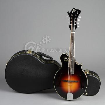 Custom The Loar LM 520 Mandolin - Wooden Hardshell