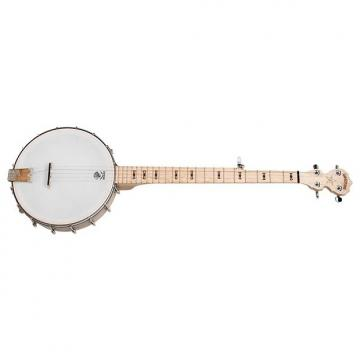 Custom Deering Goodtime 5-String Banjo Natural W/ Free Gig Bag