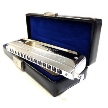 Custom NEW Hohner 7565-C Meisterklasse Chromatic Harmonica 7565 - Free 3 Day AIR Ship - Worldwide Shipping!