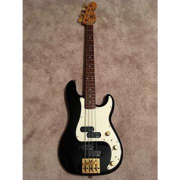 Custom Fender American Precision Elite Gold II Bass with EMG's & Case