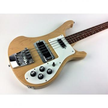 Custom Rickenbacker 4003S 2015 Mapleglo
