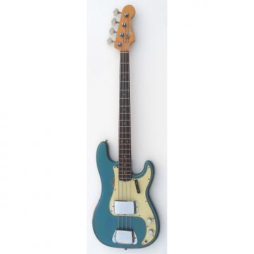 Custom Fender Precision 1964 Lake Placid Blue