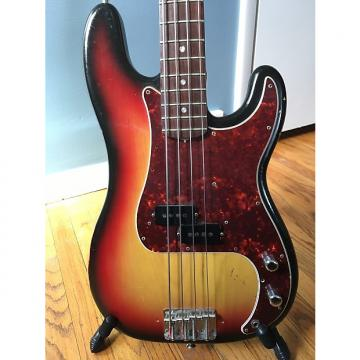 Custom Fender Precision Bass 1978 Sunburst