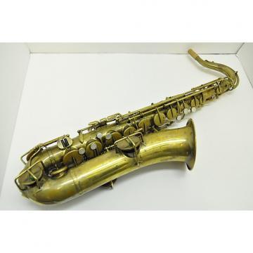 Custom Selmer C Melody Saxophone