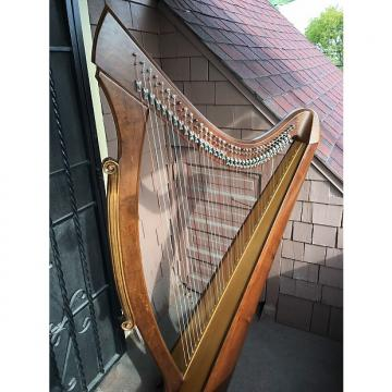 Custom Salvi McFall 38 String Harp 1980s