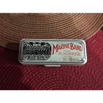 Custom Hohner Marine Band #1896