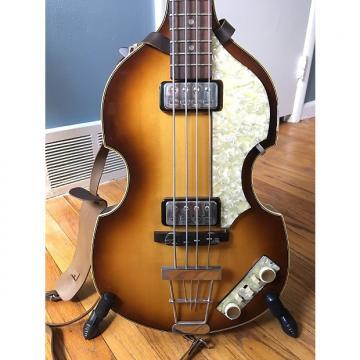 Custom Hofner 1962 500/1 Violin Bass Reissue