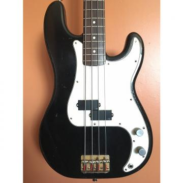 Custom Squier SQ Precision Bass 1983 Black