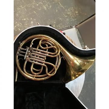 Custom Holton H602 Single French Horn Brass, laquer