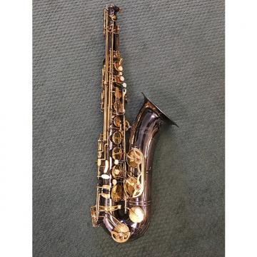 Custom Selmer Tenor Sax Soloist Silver Nickel