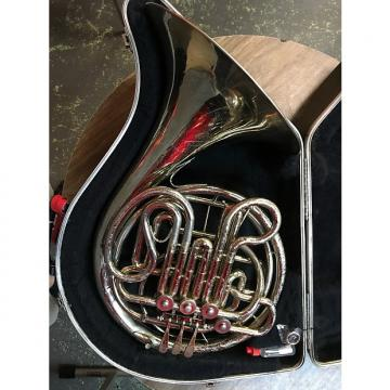 Custom Holton Farkas Series H179 Double French Horn w/ Kruspe Wrap Nickel Silver
