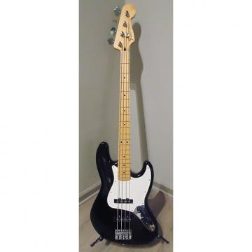 Custom Fender Standard Jazz Bass Black