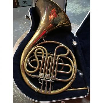 Custom Conn 14D Single French Horn Brass, laquer