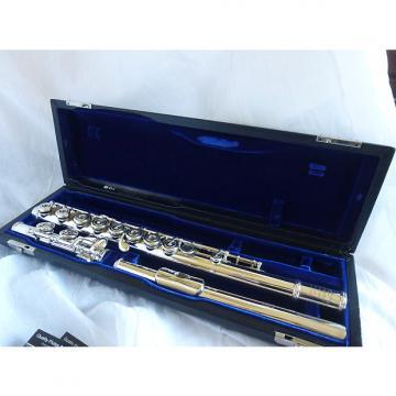 Custom Wm. S. Haynes  Handmade Solid Sterling Silver Flute 1986