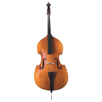 Custom Becker 5000 Symphony Series 1/4 Size Upright Bass - Laminated Top, Gloss; Free Shipping