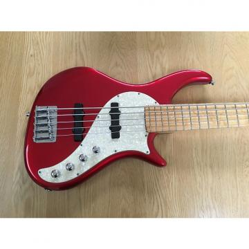 Custom Pedulla Rapture 5 JJ 1997 Candy Apple Red