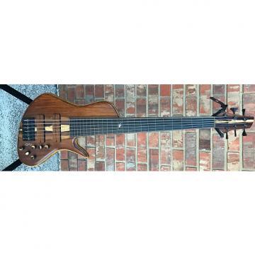 Custom Benavente SC 6 string with Midi Brazilian Spalt