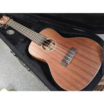 Custom Kala KA-SMHC All Solid Mahogany Concert Ukulele W/ CASE FreeUke Capo