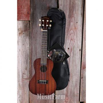 Custom Kala MK C PACK Makala Concert Ukulele Package Uke Pack with Tuner and Gig Bag