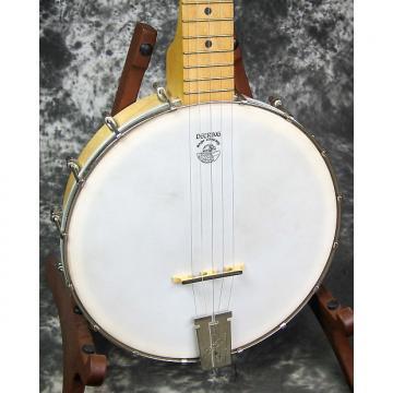 Custom Exc. used Deering Goodtime 5-string openback banjo w/ gigbag