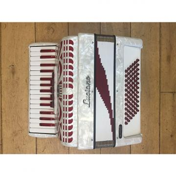 Custom Piano Accordion Luciano Ancona SP III