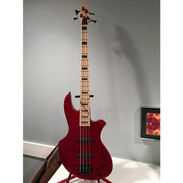 Custom Warmoth Z Bass 4-string w/Bartolini Jazz Bass pickups & preamp