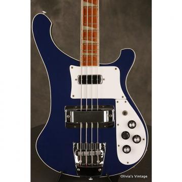 Custom 1981 Rickenbacker 4003 Bass AZUREGLO!!!