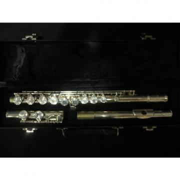Custom Gemeinhardt 52SP Student Closed Hole Flute With Case