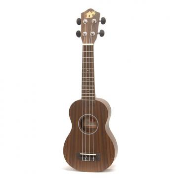 Custom Little Grass Shack Rosewood Soprano Ukulele
