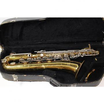 Custom Selmer Signet Baritone Saxophone LOW A WOW!