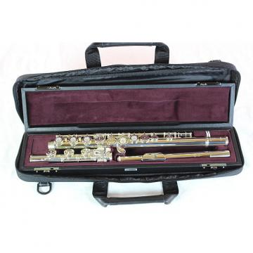 Custom Yamaha YFL-462H Advanced Solid Silver Flute MINT